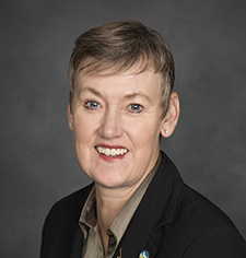 Cammie Laird ICISF-Canada Board, Vice Chair