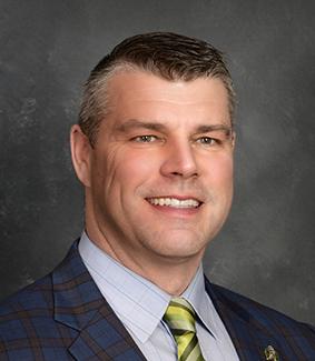 Mike Elliott ICISF-Canada Board, Vice Chair