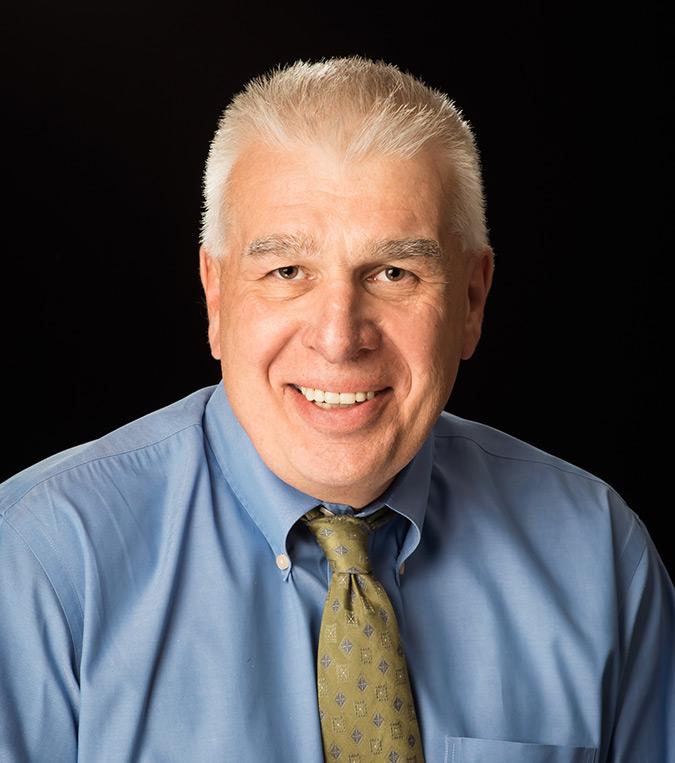 Dan Rude ICISF-Canada Board Member