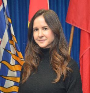 Ronda-McEwen ICISF-Canada Board Member